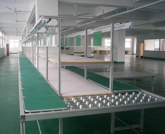 铝合金组装线流水线