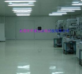 无尘喷涂车间 东莞自动化设备工程