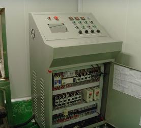 清洗机电控箱