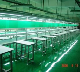 PVC流水线1
