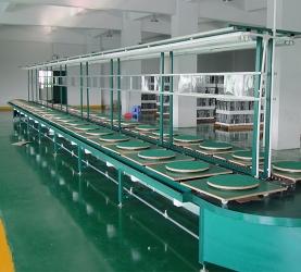 工装板组装线