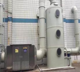 废气、废水处理工程